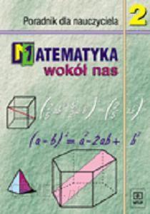 matematyka wokół nas podręcznik dla nauczyciela
