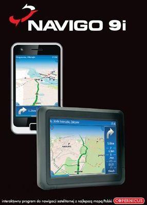 Mapa Do Nawigacji Navigo 9i Samochodowa Mapa Polski Opinie I