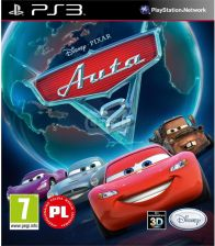 Cars 2 (Auta 2) (Gra PS3)