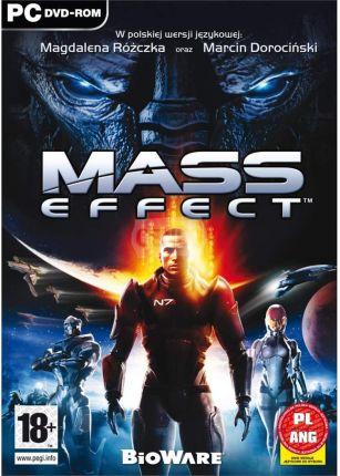 Mass Effect Gra Pc Ceneo Pl