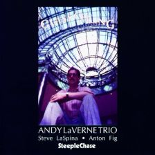 Andy LaVerne Trio - Andy LaVerne Trio - Glass Ceiling