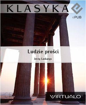 Ludzie prości - Jerzy Laskarys (E-book)