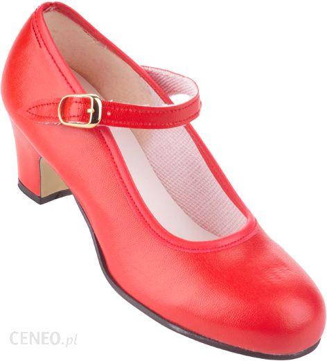 cff3ada6 Buty do flamenco dla dzieci model Gitanilla 2305 - Ceny i opinie - Ceneo.pl