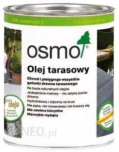 Osmo 007 Specjalny Olej Do Tarasów I Mebli Ogrodowych Teak 075 L