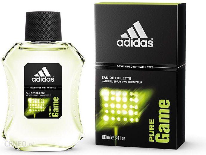 timeless design bf136 cb0e8 Adidas Pure Game Woda toaletowa 100ml spray