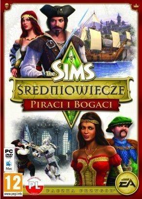 The Sims Sredniowiecze Piraci I Bogaci Gra Pc Ceneo Pl