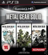 Metal Gear Solid HD Collection (Gra PS3)
