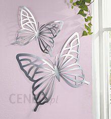 Weltbild Dekoracje Na ścianę Motyle 2 Sztuki Opinie I Atrakcyjne Ceny Na Ceneopl