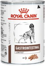 Royal Canin Veterinary Diet Gastro Intestinal Low Fat Canine Wet 410g