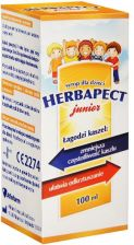 Aflofarm Syrop HERBAPECT JUNIOR 100ml