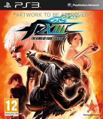 The King Of Fighters Xiii Gra Ps3 Ceneo Pl