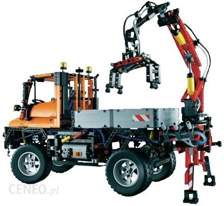 Klocki Lego Technic Mercedes Benz Unimog U 400 8110 Ceny I Opinie