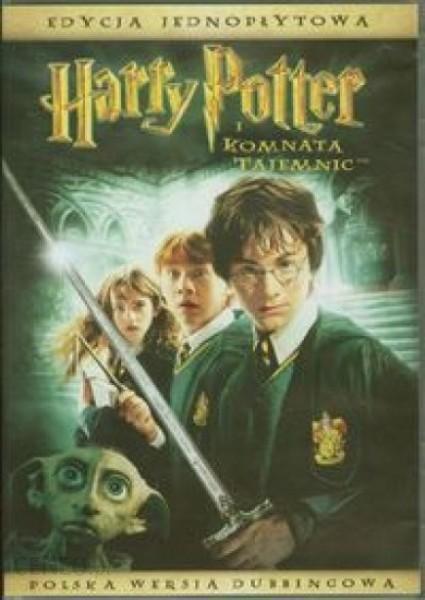 Film dvd harry potter i komnata tajemnic harry potter and the chamber of secrets dvd ceny - Harry potter chambre secrets streaming ...