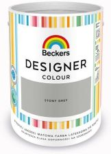 Beckers Designer Colour Stony Grey 5l