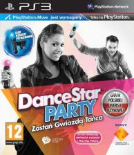 Dance Star Party (Gra PS3)