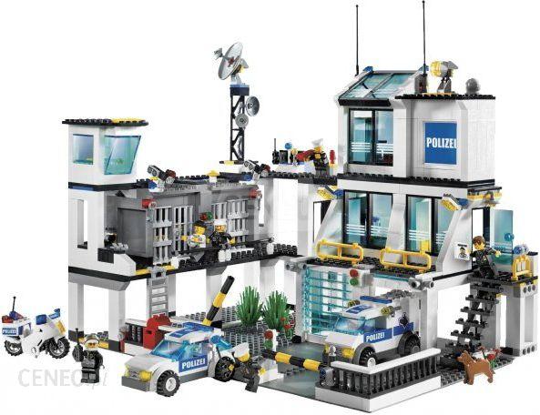 Klocki Lego Posterunek Policji 7744 Ceny I Opinie Ceneopl