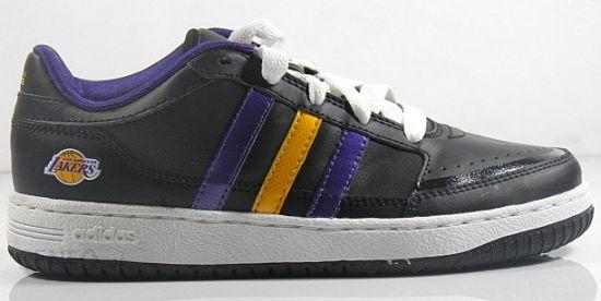Adidas buty Mosswood NBA K Lakers dziecięce na kosza Ceny i opinie Ceneo.pl