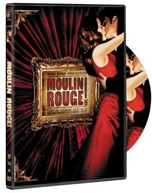 Film Dvd Moulin Rouge Dvd Ceny I Opinie Ceneopl