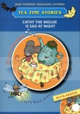 CATHY THE MOUSE IS SAD AT NIGHT MOJE PIERWSzE ANGIELSKIE CzYTANKI + CD