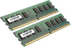 Crucial 4GB DDR2 SDRAM 667MHz (CT2KIT25664AA667)