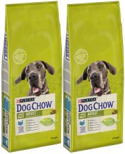 Dog Chow Adult Large Breed Indyk 2x14kg