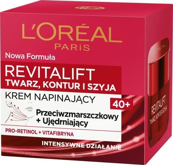 L'Oreal Paris Revitalift Krem Do Skóry Dojrzałej Face And Neck Cream Do Twarzy I Szyi 50Ml
