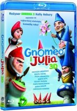 Gnomeo i Julia 3D (Gnomeo and Juliet 3D) (Blu-ray)