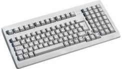 "Cherry 19"" compact PC keyboard Biała (G80-1800LPCEU-0)"
