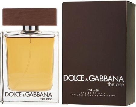 Dolce & Gabbana The One for Men Woda toaletowa 100ml spray