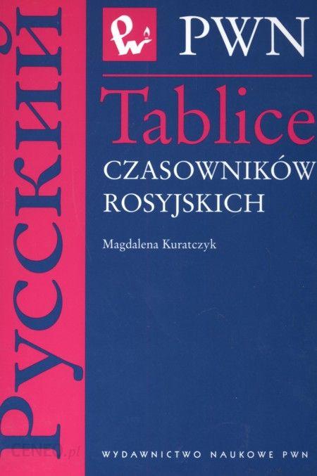 Tablice Czasownikow Rosyjskich Ceny I Opinie Ceneo Pl