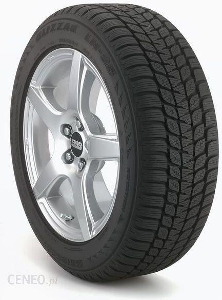 Opony Zimowe Bridgestone Blizzak Lm 25 20560r16 92h Opinie I Ceny