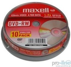 Maxell DVD-RW 10 Pack (502591)