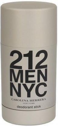 Carolina Herrera 212 Men Dezodorant sztyft 75ml