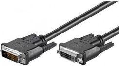 Wentronic MMK ADAP 24+5 DVI-I F  24+1 DVI-D M Adaptador DVI-D//DVI-I Negro