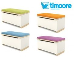 Timoore Simple Tapicerka Do Toy Box