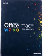 Microsoft Office Mac Home & Business 2011, IT (W6F-00033)