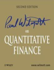 Paul Wilmott on Quantitative Finance 3 vols