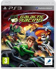 Ben 10 Galactic Racing Gra Ps3 Ceneo Pl