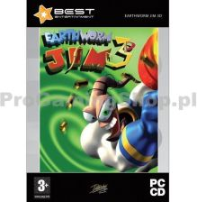 Earthworm Jim 3d (Gra PC)