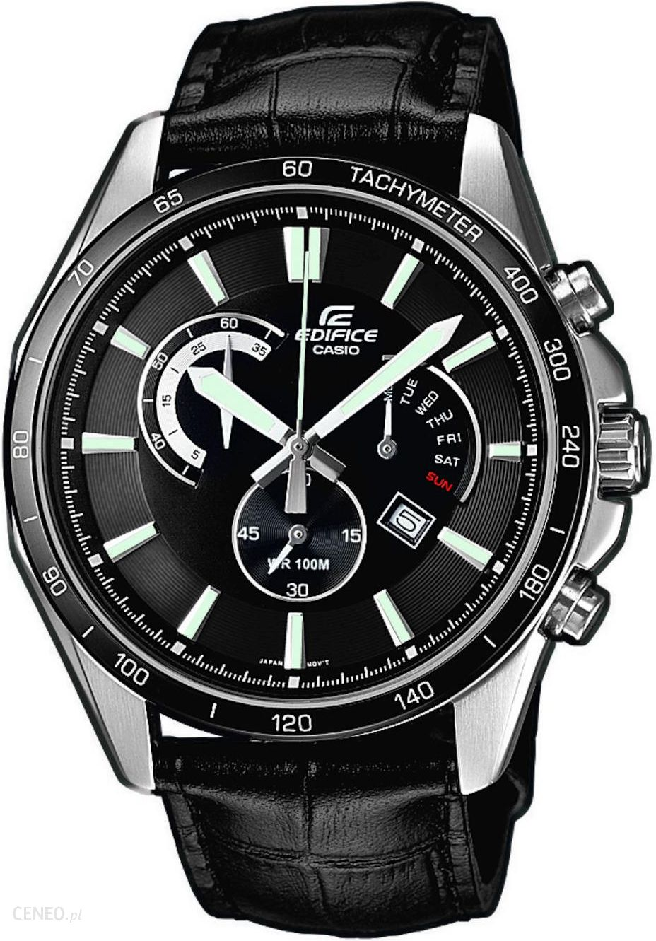 Zegarek męski CASIO EFR 549L 1AV 397,00 zł cena tanio