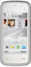 Nokia 5230 biały