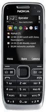 Nokia E52 Czarny