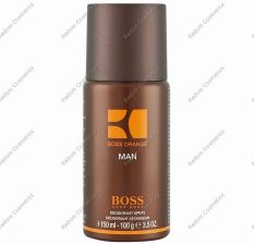 d76f0e6187581 HUGO BOSS ORANGE MEN DEzODORAT 150 ml SPRAY - Opinie i ceny na Ceneo.pl