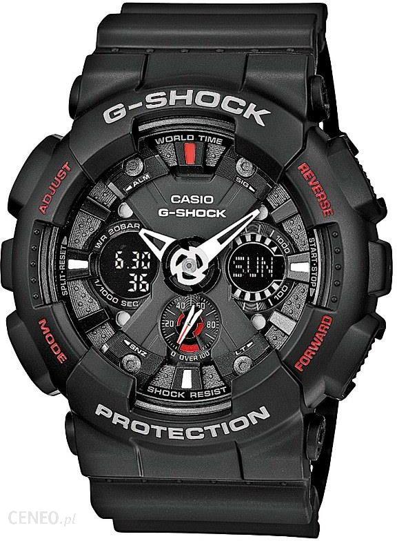 dd4ef56a45dc87 Casio G-Shock GA-120-1AER - Zegarki Męskie - Ceny i opinie - Ceneo.pl