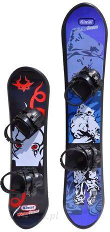 Deska snowboard dla dzieci Kimet 130 cm