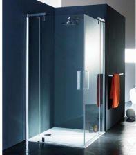 Kabina Prysznicowa Huppe Refresh Wejście Narożnikowe Drzwi