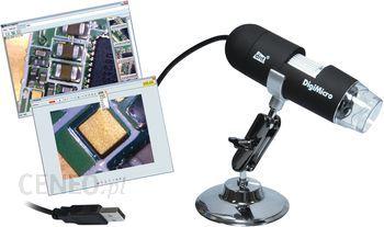Dnt mikroskop cyfrowy usb 2mpx 10 200x ceny i opinie na ceneo.pl