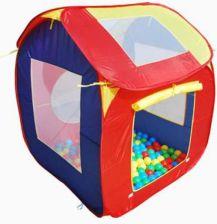 Namiot domek dla dzieci + tunel + 200 piłek