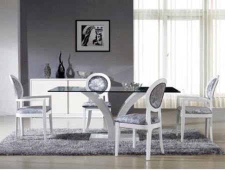 Krzesła Styl Glamour Ceneopl
