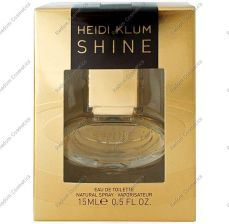 Heidi Klum Shine woda toaletowa 15ml spray